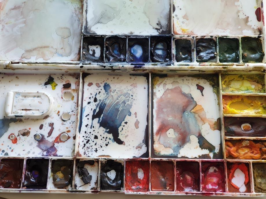 Jak si vybrat akvarel – třetí díl